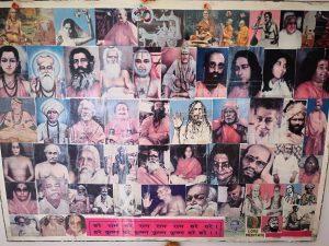 I grandi Santi di tutte le religioni stabilmente permanenti nel Sé