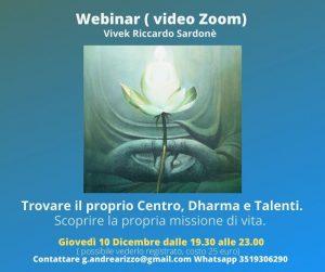 Dharma, Talenti e molto altro.